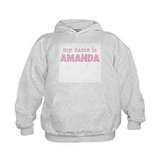 My name is Amanda Hoodie