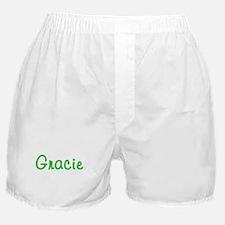 Gracie Glitter Gel Boxer Shorts