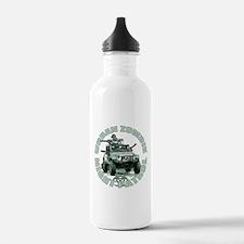 Urban Zombie patrol Water Bottle