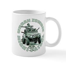 Urban Zombie patrol Mug