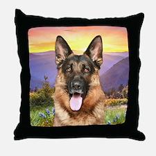 Shepherd Meadow Throw Pillow