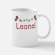 Leonel, Christmas Mug