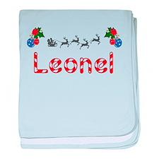 Leonel, Christmas baby blanket