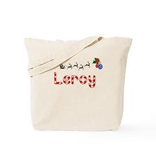 Leroy, Christmas Tote Bag
