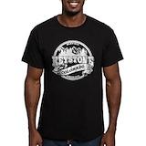 Keystone colorado Fitted T-shirts (Dark)