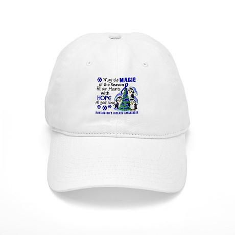 Holiday Penguins Huntingtons Cap