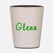 Glenn Glitter Gel Shot Glass
