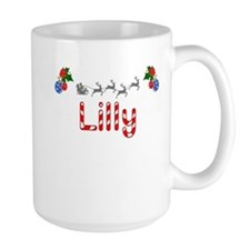 Lilly, Christmas Mug
