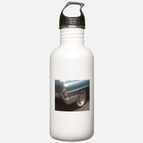 Lincoln Classic Car Water Bottle