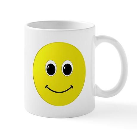 Cute Happy Face Mug