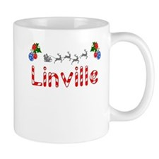 Linville, Christmas Mug