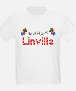 Linville, Christmas T-Shirt