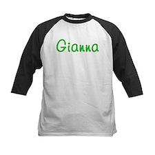 Gianna Glitter Gel Tee
