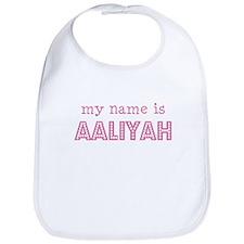 My name is Aaliyah Bib