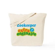 Zookeeper Extraordinaire Tote Bag