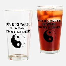 Kung-Fu Weak Drinking Glass