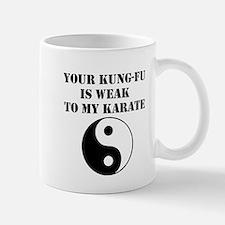 Kung-Fu Weak Mug