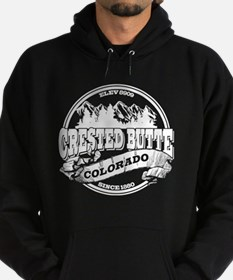 Crested Butte Old Circle Hoodie
