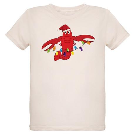 Sandy Claws Organic Kids T-Shirt