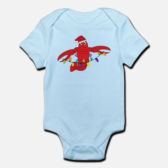 Sandy Claws Infant Bodysuit