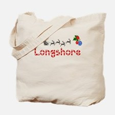 Longshore, Christmas Tote Bag