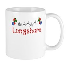 Longshore, Christmas Mug