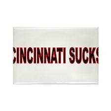 Cincinnati bearcats Rectangle Magnet