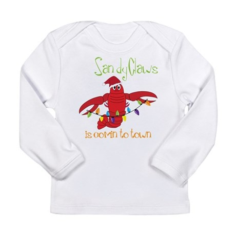 Comin' To Town Long Sleeve Infant T-Shirt