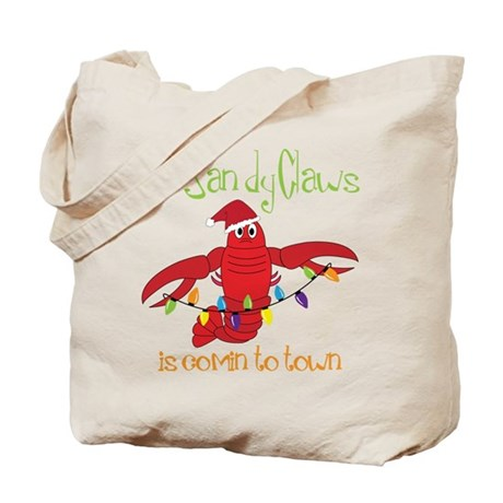 Comin' To Town Tote Bag