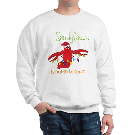 Comin' To Town Sweatshirt