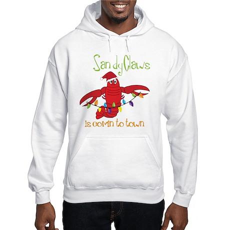 Comin' To Town Hooded Sweatshirt