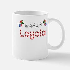 Loyola, Christmas Mug