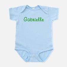 Gabrielle Glitter Gel Infant Bodysuit