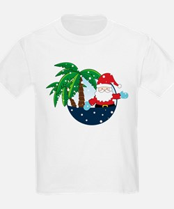 Christmas In Paradise T-Shirt