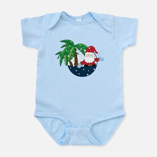 Christmas In Paradise Infant Bodysuit