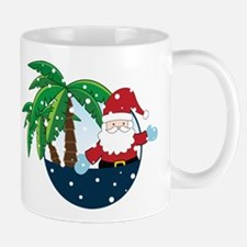 Christmas In Paradise Mug