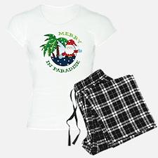 Merry In Paradise Pajamas