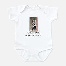 Little Skunk Big Attitude Infant Bodysuit