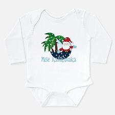 Mele Kalikimaka Baby Outfits