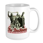Buckner's 100% Clearance Rate Large Mug