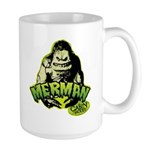 Cabin in the Woods Merman Large Mug