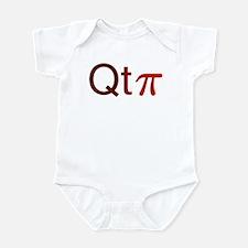 'Cutie Pi' Infant Bodysuit