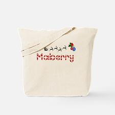 Maberry, Christmas Tote Bag
