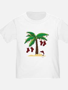 Tropical Christmas T