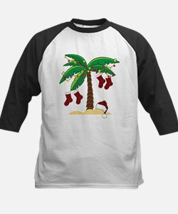 Tropical Christmas Tee