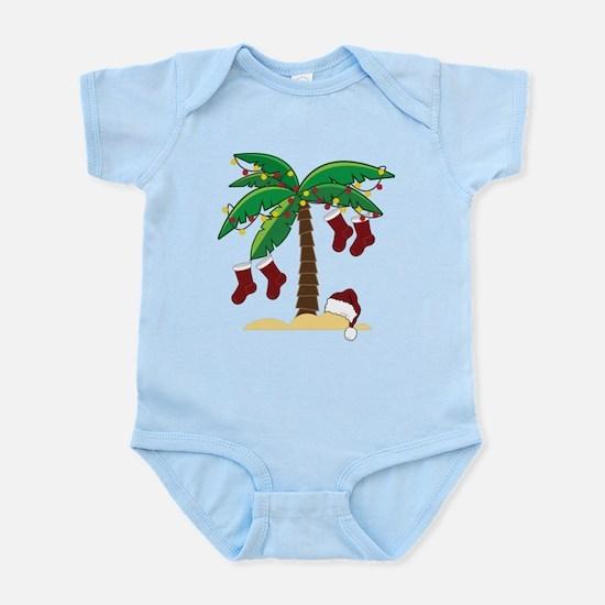 Tropical Christmas Infant Bodysuit