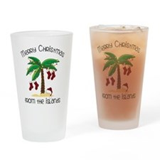 From The Islands Drinking Glass