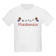 Mackenzie, Christmas T-Shirt
