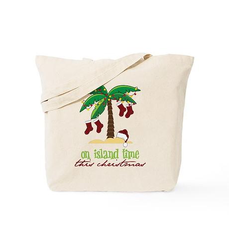 On Island Time Tote Bag