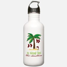 On Island Time Water Bottle